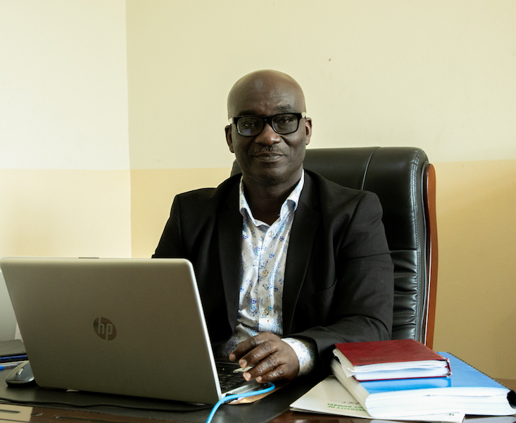 Profile of Professor Isaac Williams Ofosu