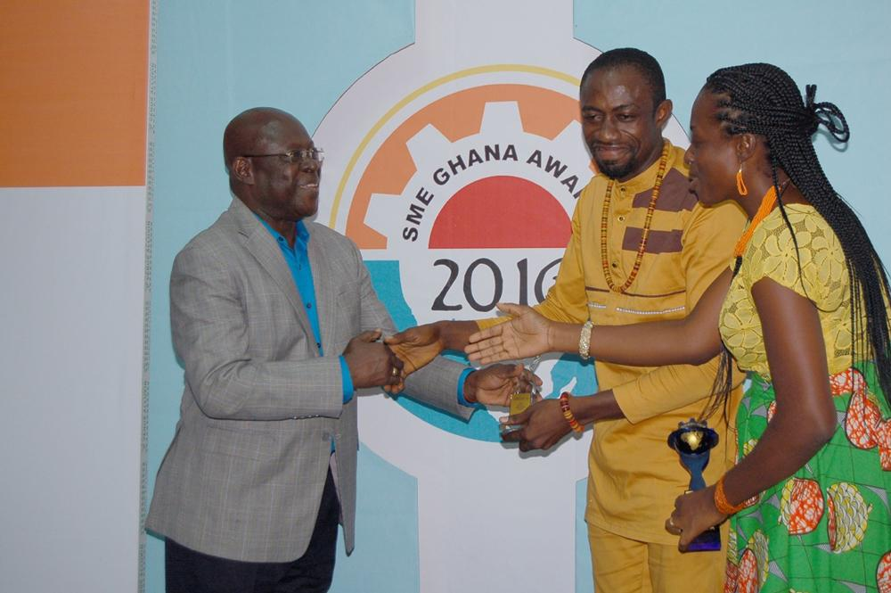 Graduating PhD Student of KNUST – Food Science & Technology Department wins Two Awards